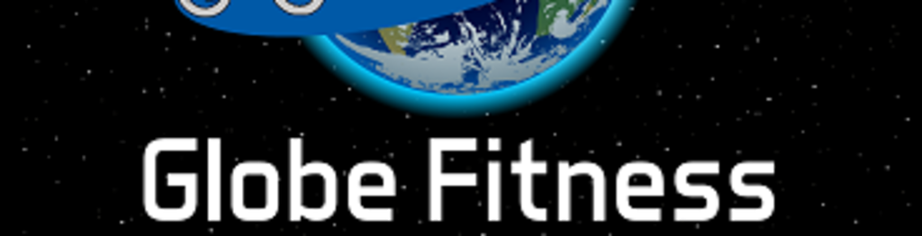 Cropped globe fitness header