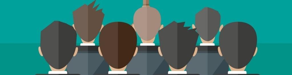 Training staff meeting report business school vector 10721156