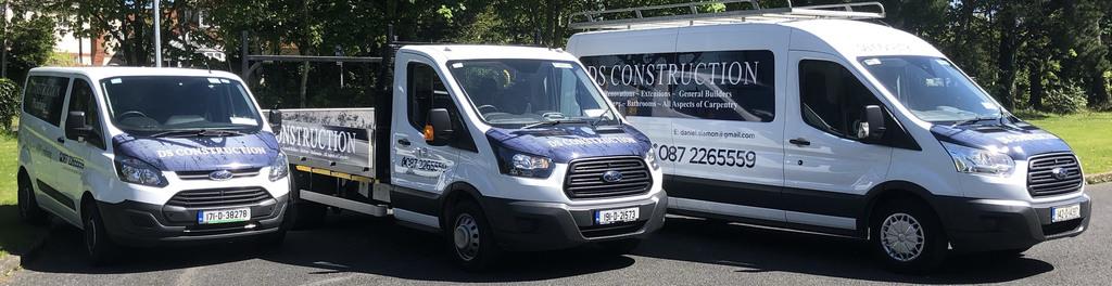 Ds construction services fleet