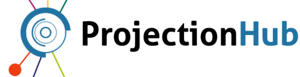 Large 20projectionhub 20logo 20  20paint