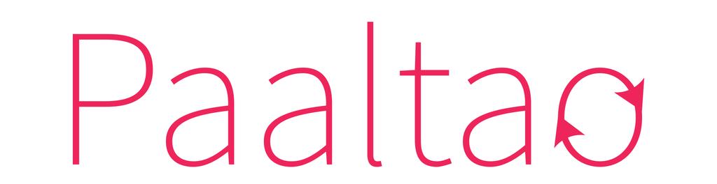 Paaltao logo white background