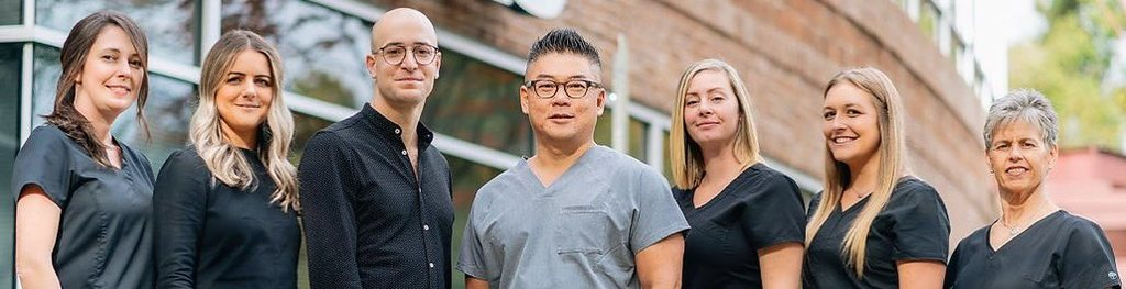 Preston oral surgery team photo