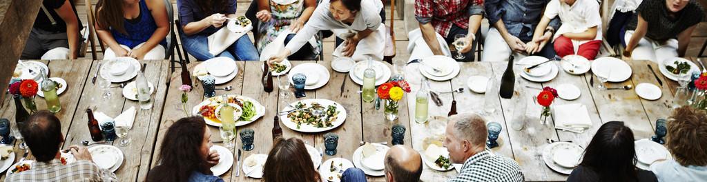 O dinner party facebook