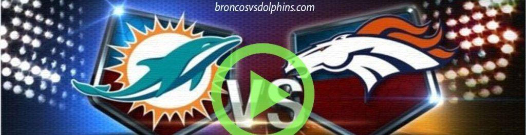 Broncos vs dolphins