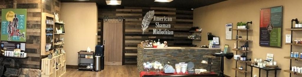 Cbd american shaman of midlothian midlothian texas store image