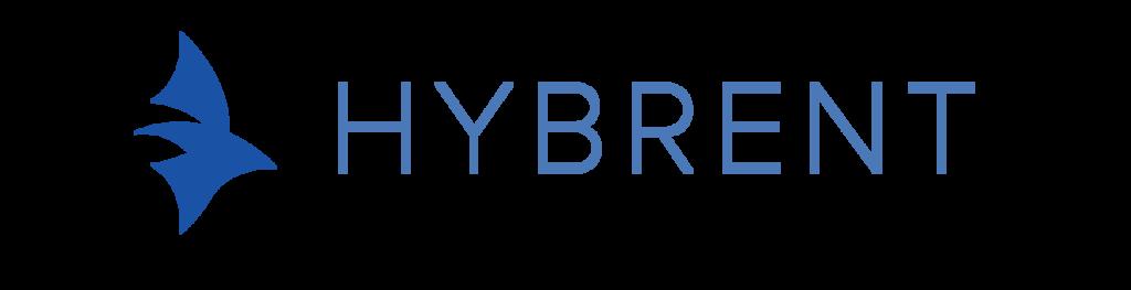 Hyb logo blue transparent
