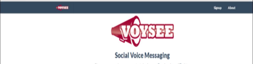 Voysee homepage jul2014 v2