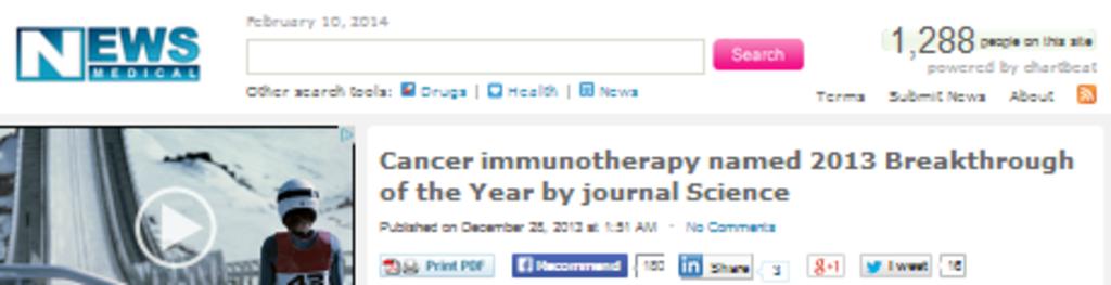 Cancer 20immunotherapy 20breakthrough 202013