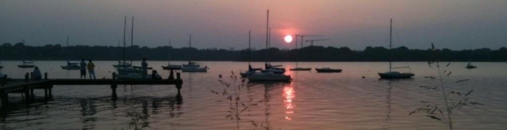 Wrl sunset