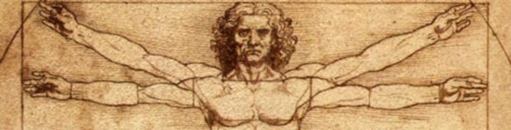 Vitruvian 20man