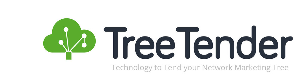 Treetender logo final with slogan