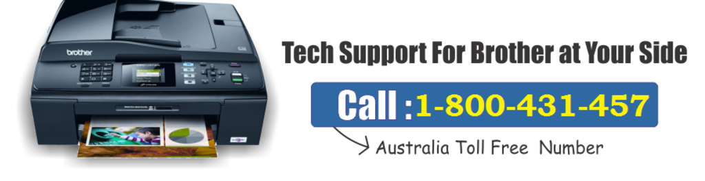 Brother Printer Support Contact Number 1-800431457 | Adelaide SA