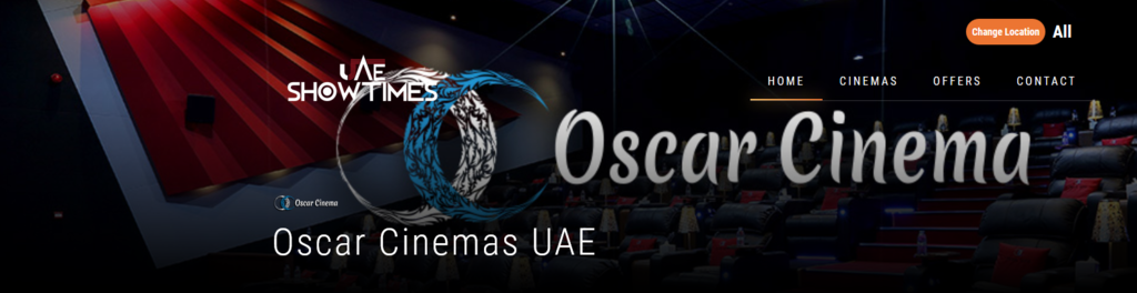 Oscar cinemas uae