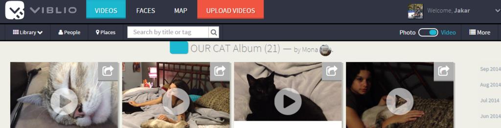 Cat 20album