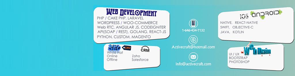 Activecraft | Mohali, Punjab, India Startup