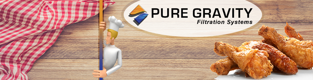 Pure Gravity Filtration Systems, LLC    Houston, TX, USA Startup