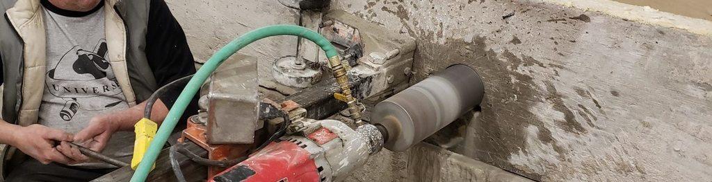 Concrete drilling montreal