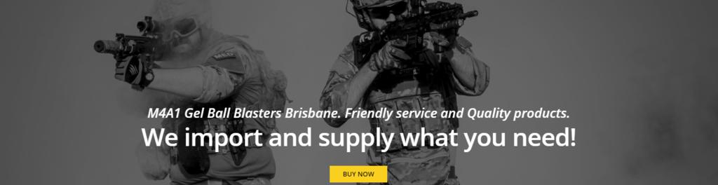 M4A1 Gel Blaster | Richlands QLD, Australia Startup
