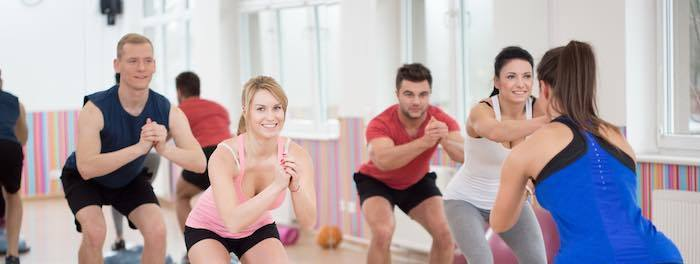 Fitness 20instructor