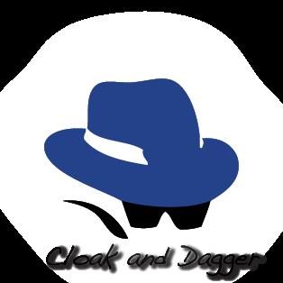Cloak logo vertical