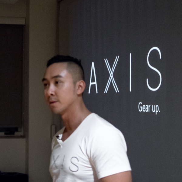 Axis gearup trungpham